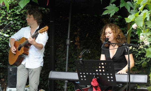 MANUKAI in Emilie's Café in Xanten; Foto: Dirk Engeland