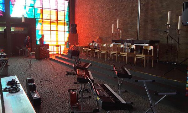 20160610 Markuskirche Oberhausen