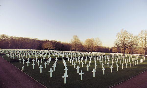 Serenade 100 Jahre 1. Weltkrieg, SoldatenFriedhof, Foto: Neil Thomas